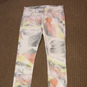 Women's multicolor Iro Jeans